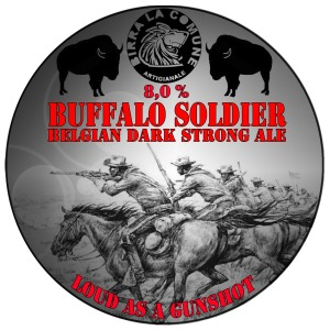 buffalo soldier tondo